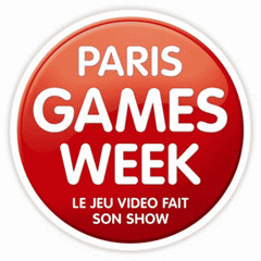 Logo de la Paris Games Week