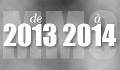 inc - MMO de 2013 à 2014