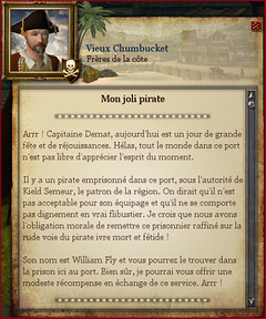 Mon Joli Pirate Description