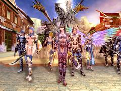 Un MOBA chez Aeria : Legendary Champions s'annonce en bêta-test
