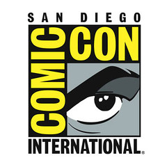 Logo de la Comic-Con International de San Diego
