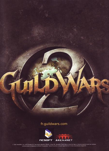 Informations sur GW2 et GWEN dans le Joystick