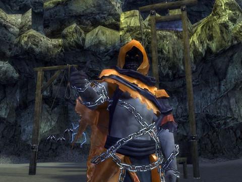 Guild Wars - Aperçu d'un nouveau costume d'Halloween