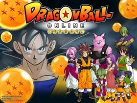 Ouverture de la section Dragon Ball Online