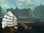 Présentation du monde de Cantha sur gamespot.com