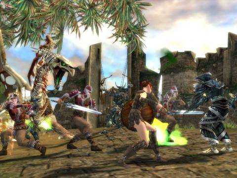 Guild Wars - Plus de 6,5 millions d'exemplaires de Guild Wars vendus