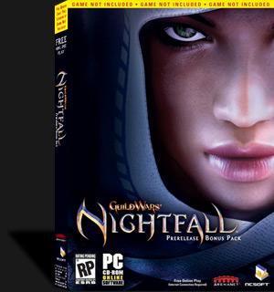 Boîte Nightfall Précommande