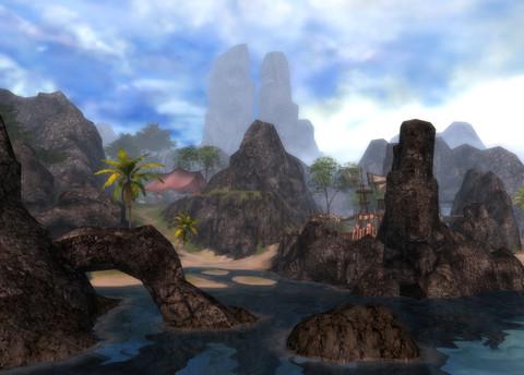 Guild Wars - Aperçu de la prochaine mise à jour : Plage d'embarquement