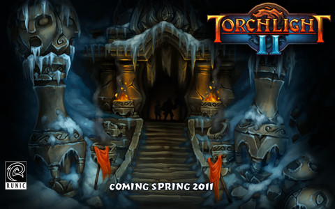 Torchlight II - Runic Games annonce Torchlight II