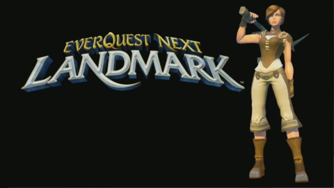 Landmark - Gamescom 2013 - EQ Next Landmark, entre outil créatif et simulation sociale