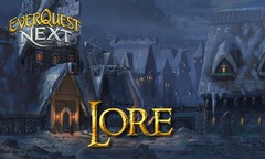 La Lore d'Everquest Next