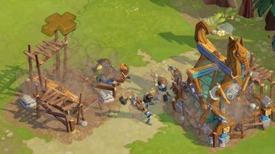 Les Vikings bientôt à l'assaut d'Age of Empires Online