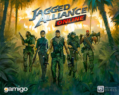 GamesCom 2010 : Gamigo annonce Jagged Alliance Online