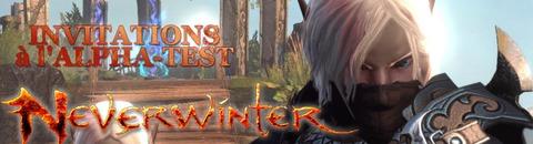 Jeux-concours - Gagnez votre invitation à l'alpha-test de Neverwinter