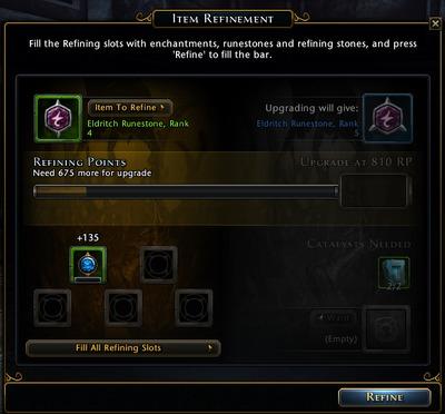 Des changements pour l'artisanat sur Neverwinter