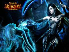 Une première mise à jour (chinoise) pour War of the Immortals