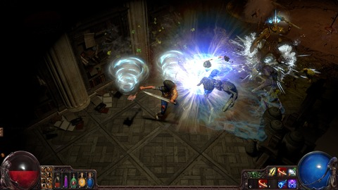 Path of Exile - Le chemin de l'exil en version francophone