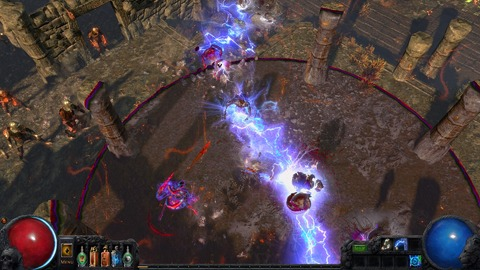 Path of Exile - Path of Exile détaille le fonctionnement de son extension 2.5 « Breach »