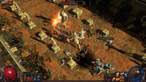 Path of Exile - Premier bilan (chiffré et financier) du lancement de Path of Exile