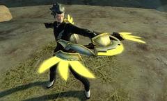 Aperçu de l'épisode 2 de Phantasy Star Online 2 - Bullet Bow