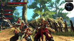 TGS 2010 : Gamania annonce Core Blaze, un MMO d'action épique
