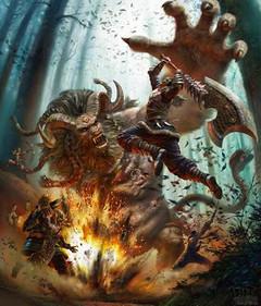 GGS 2011 - Core Blaze dévoile son gameplay : coopération, action, exploration