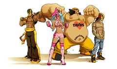Lucha Fury s'illustre