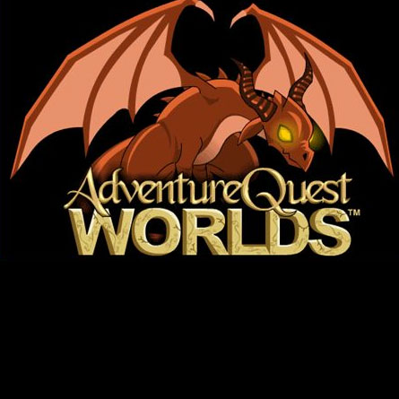 Logo d'Adventure Quest Worlds