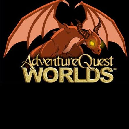 Logo d'Adventure Quest Worlds
