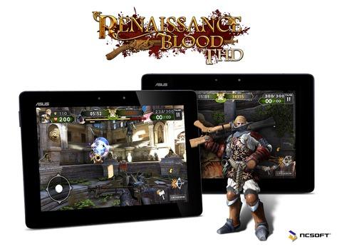 NCsoft - NCsoft annonce Renaissance Blood THD