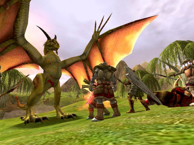 Images d'Asheron's Call 2