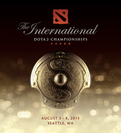 Logo The International 2015