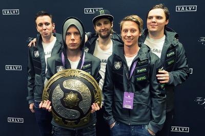 Alliance, champions du monde 2013