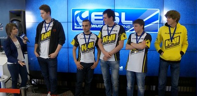 Equipe Na`Vi (roster actuel)
