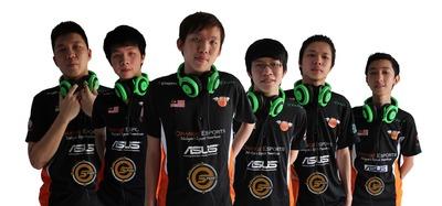 Equipe Orange (roster actuel)