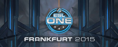Logo ESL One Francfort 2015