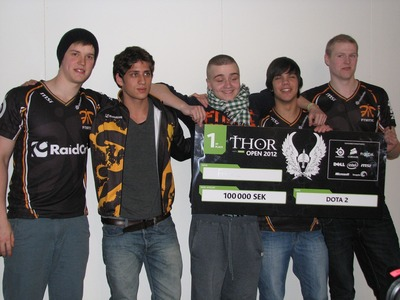 Equipe Fnatic (roster actuel)