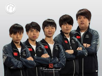 Equipe Invictus Gaming (roster actuel)