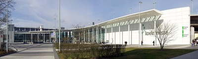 The International 2011 : le Koelnmesse