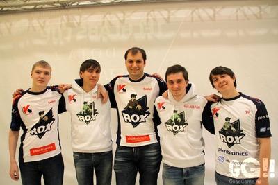 RoX.KIS - équipe actuelle