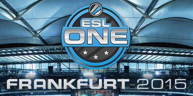 ESL One Francfort 2015