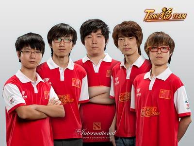 Equipe TongFu (roster actuel)