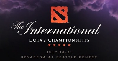 Logo de The International 2014