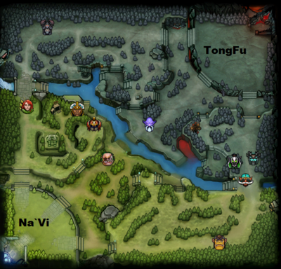 The International 2013 : line-up NaVi contre TongFu, partie 3