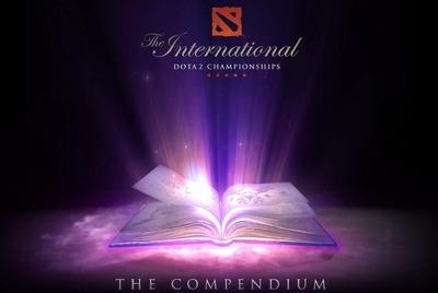 Le Compendium, livre virtuel relié à TI4