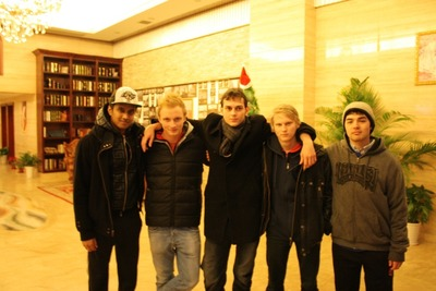 Equipe LGD.int (roster actuel)