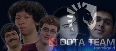 Equipe Liquid (roster actuel)