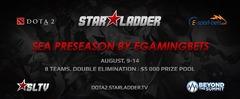 Logo StarLadder présaison SEA