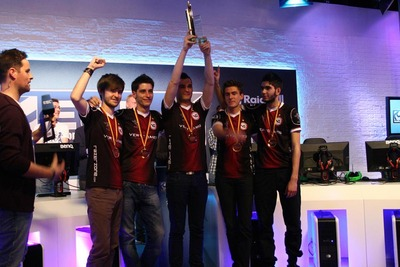 Equipe Mousesports (roster actuel)