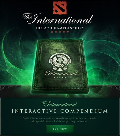 The International 2013 - Compendium